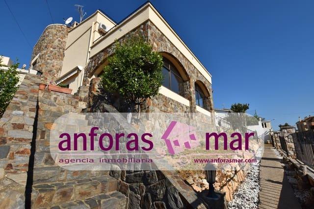 5 chambre Villa/Maison à vendre à La Pobla de Montornes avec garage - 339 900 € (Ref: 4798894)