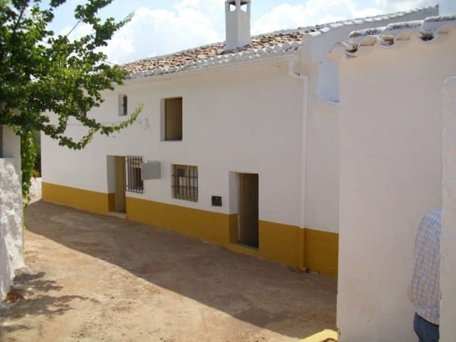 6 chambre Finca/Maison de Campagne à vendre à Ventas del Carrizal - 110 000 € (Ref: 2439707)