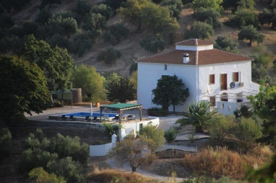 5 bedroom Commercial for sale in Martos with pool - € 298,000 (Ref: 4926559)