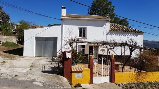 4 sypialnia Finka/Dom wiejski na sprzedaż w La Pedriza - 70 000 € (Ref: 5299804)