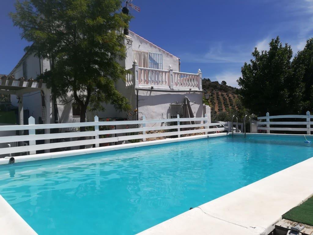 5 camera da letto Finca/Casa di Campagna in vendita in Alcaudete con piscina - 280.000 € (Rif: 5368727)