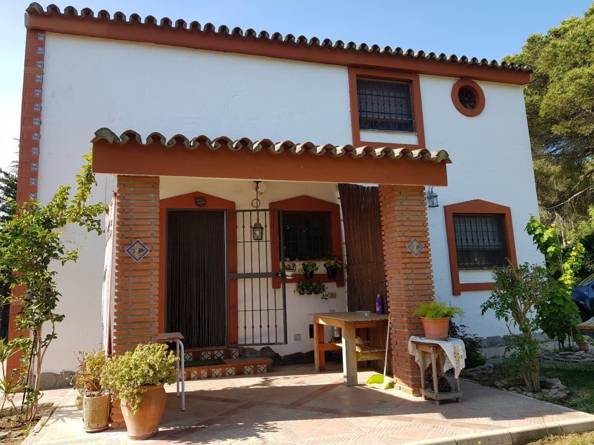 3 slaapkamer Villa voor vakantieverhuur in Vejer de la Frontera - € 750 (Ref: 4515063)