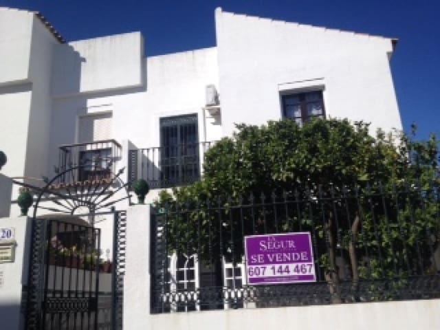 5 sovrum Radhus till salu i Vejer de la Frontera med garage - 231 500 € (Ref: 4515138)