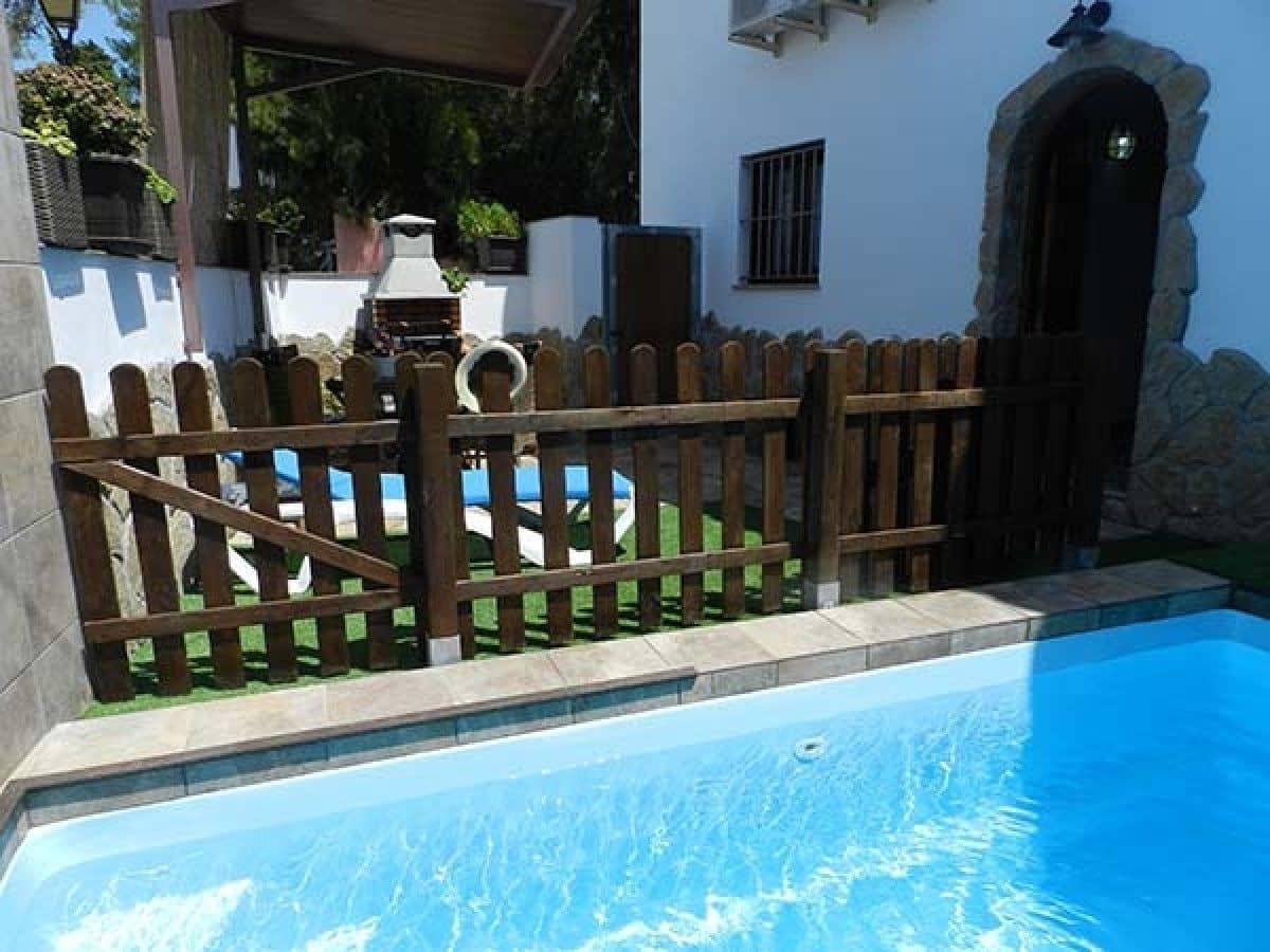 Chalet de 2 habitaciones en Vejer de la Frontera en alquiler vacacional con piscina - 1.330 € (Ref: 5304538)