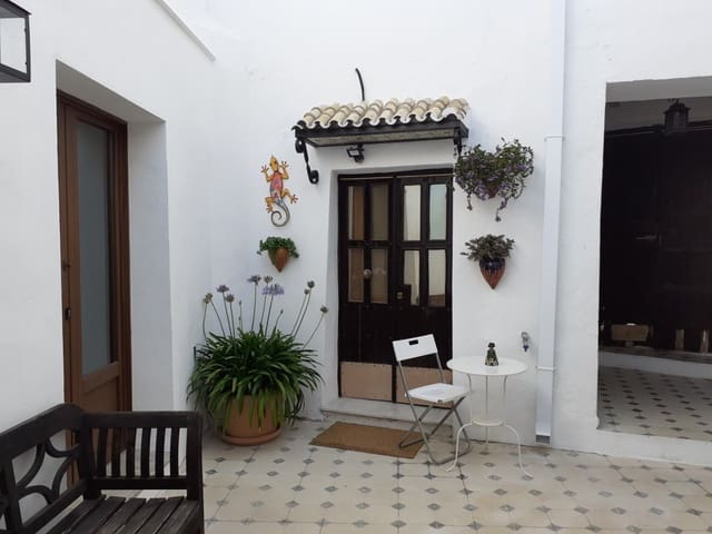 1 Zimmer Ferienapartment in Vejer de la Frontera - 490 € (Ref: 5460813)