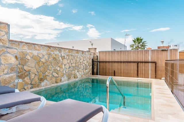 3 sypialnia Willa na kwatery wakacyjne w Conil de la Frontera z basenem - 504 € (Ref: 5523480)