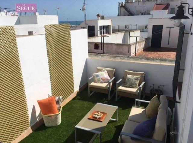 1 makuuhuone Kattohuoneisto vuokrattavana paikassa Conil de la Frontera - 450 € (Ref: 6153639)