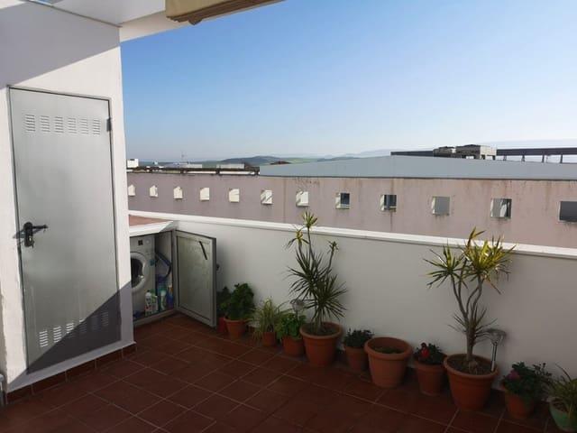 2 soveværelse Penthouse til salg i Barbate med swimmingpool - € 115.000 (Ref: 6153698)