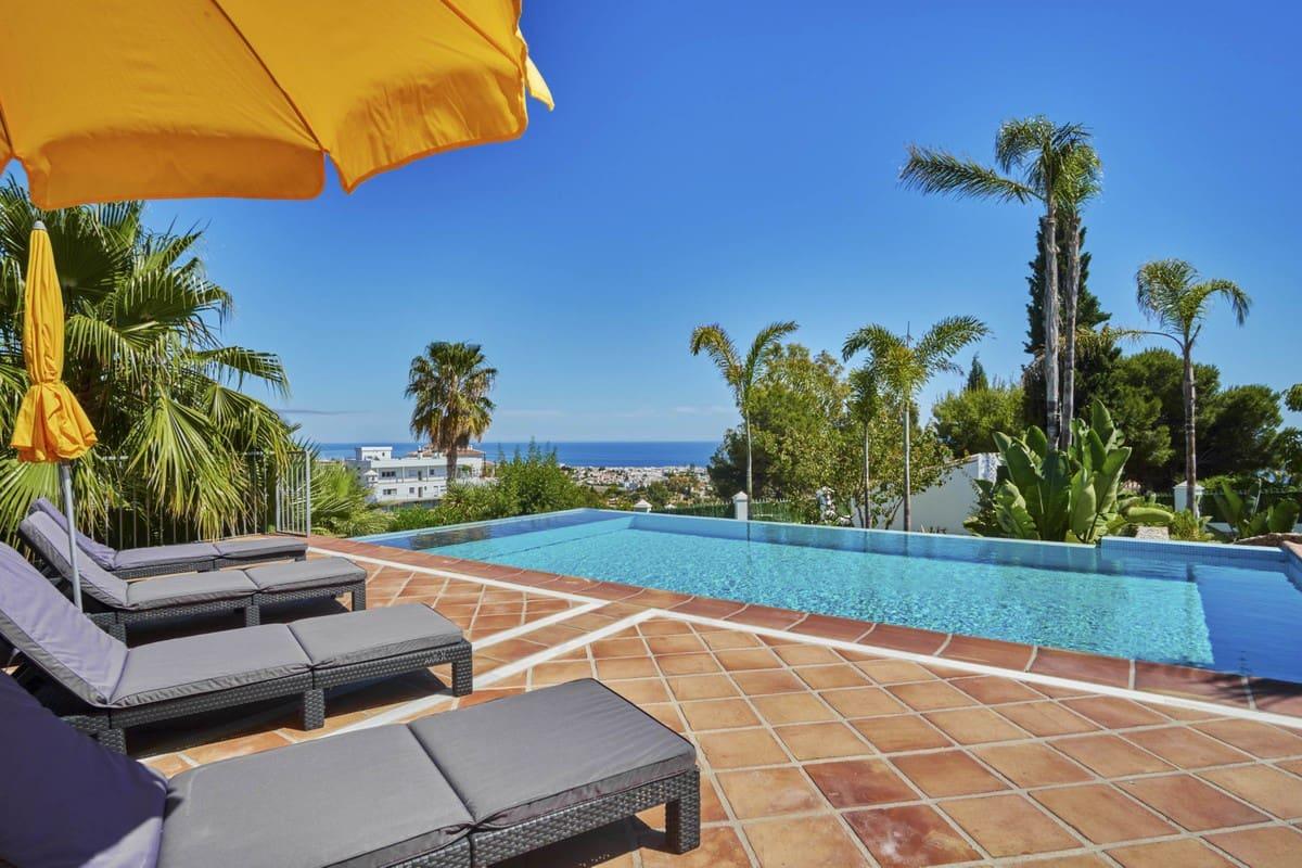 7 bedroom Villa for sale in Nerja with pool garage - € 1,100,000 (Ref: 4824214)