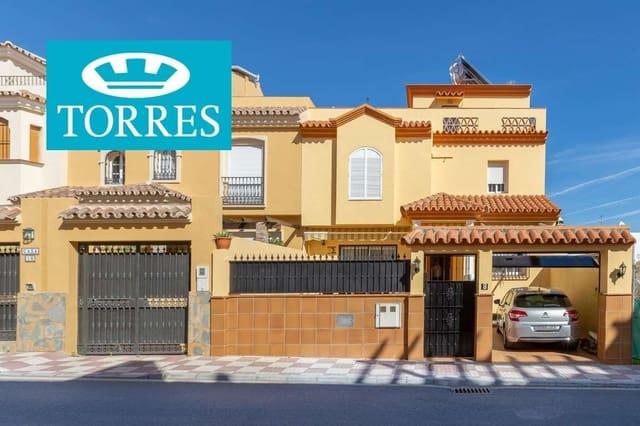 5 sovrum Radhus till salu i Cancelada med garage - 295 000 € (Ref: 5573054)
