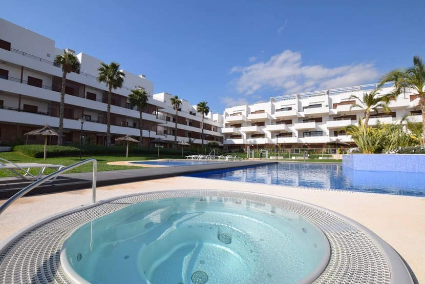 2 Bedroom Apartment For Sale In Cabo Roig With Pool 185 000 Ref 4504440