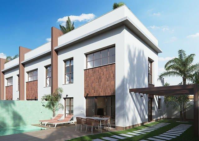 Apartamento de 3 habitaciones en Pilar de la Horadada en venta con piscina - 179.900 € (Ref: 4700251)