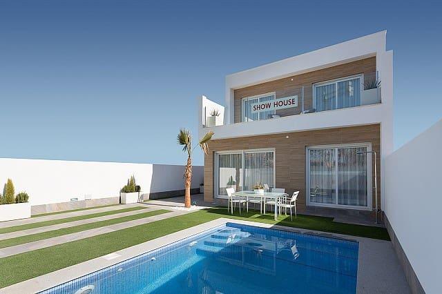 Chalet de 3 habitaciones en Pilar de la Horadada en venta con piscina - 283.000 € (Ref: 4720414)