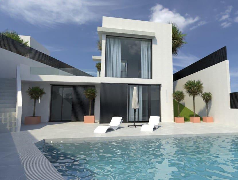 Chalet de 3 habitaciones en Playa Flamenca en venta con piscina - 745.000 € (Ref: 4759727)