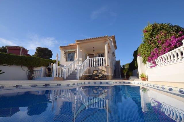 3 bedroom Villa for sale in Pinar de Campoverde with pool - € 199,950 (Ref: 5011721)