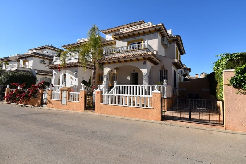 2 bedroom Townhouse for sale in Cabo Roig with pool - € 129,999 (Ref: 5800312)