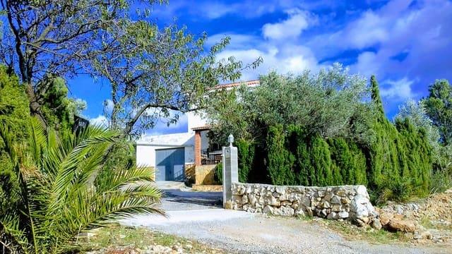 4 sovrum Finca/Hus på landet till salu i Roquetes - 120 000 € (Ref: 4890211)