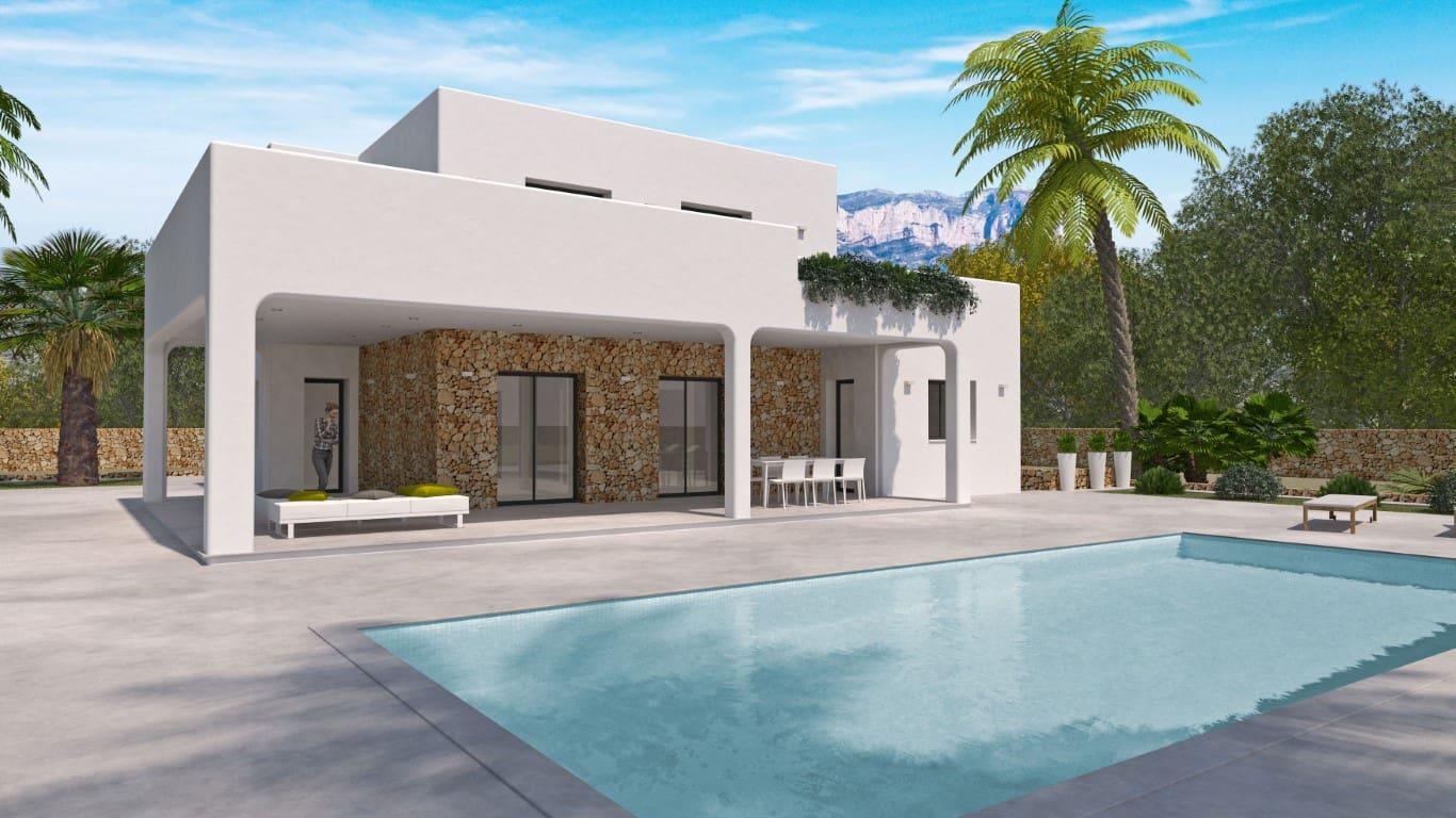 4 bedroom Villa for sale in Pedreguer - € 895,000 (Ref: 5287950)