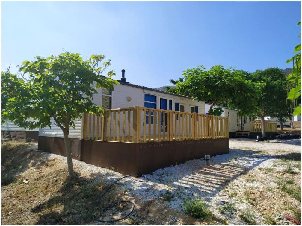 3 chambre Mobil-Home à vendre à Humilladero avec piscine - 25 869 € (Ref: 5443067)