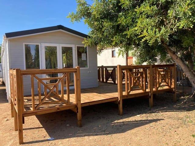 2 sypialnia Domek mobilny na sprzedaż w Peniscola - 57 495 € (Ref: 5678061)