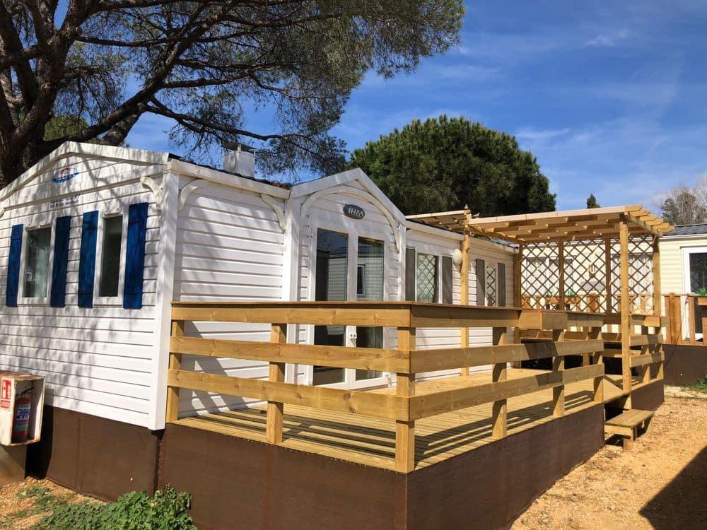 2 soveværelse Mobilhome til salg i Marbella med swimmingpool - € 34.495 (Ref: 5851651)