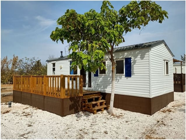3 soveværelse Mobilhome til salg i Humilladero - € 26.293 (Ref: 6011406)