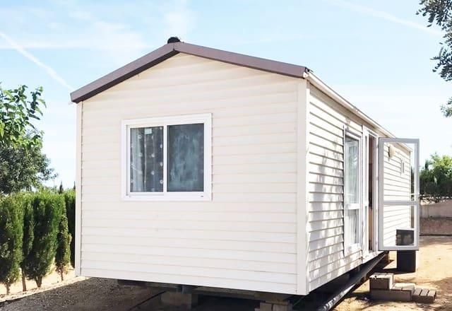 2 quarto Casa Móvel para venda em Peniscola - 29 067 € (Ref: 6066922)