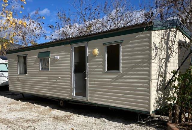 2 soveværelse Mobilhome til salg i Fuengirola - € 29.096 (Ref: 6118553)