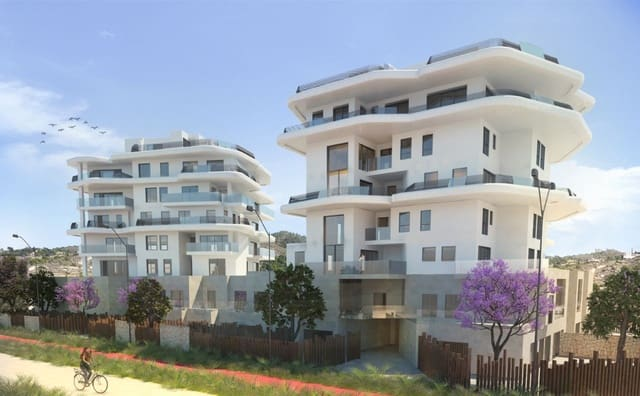 2 soveværelse Byhus til salg i La Villajoyosa / Vila Joiosa med swimmingpool garage - € 286.500 (Ref: 4517874)