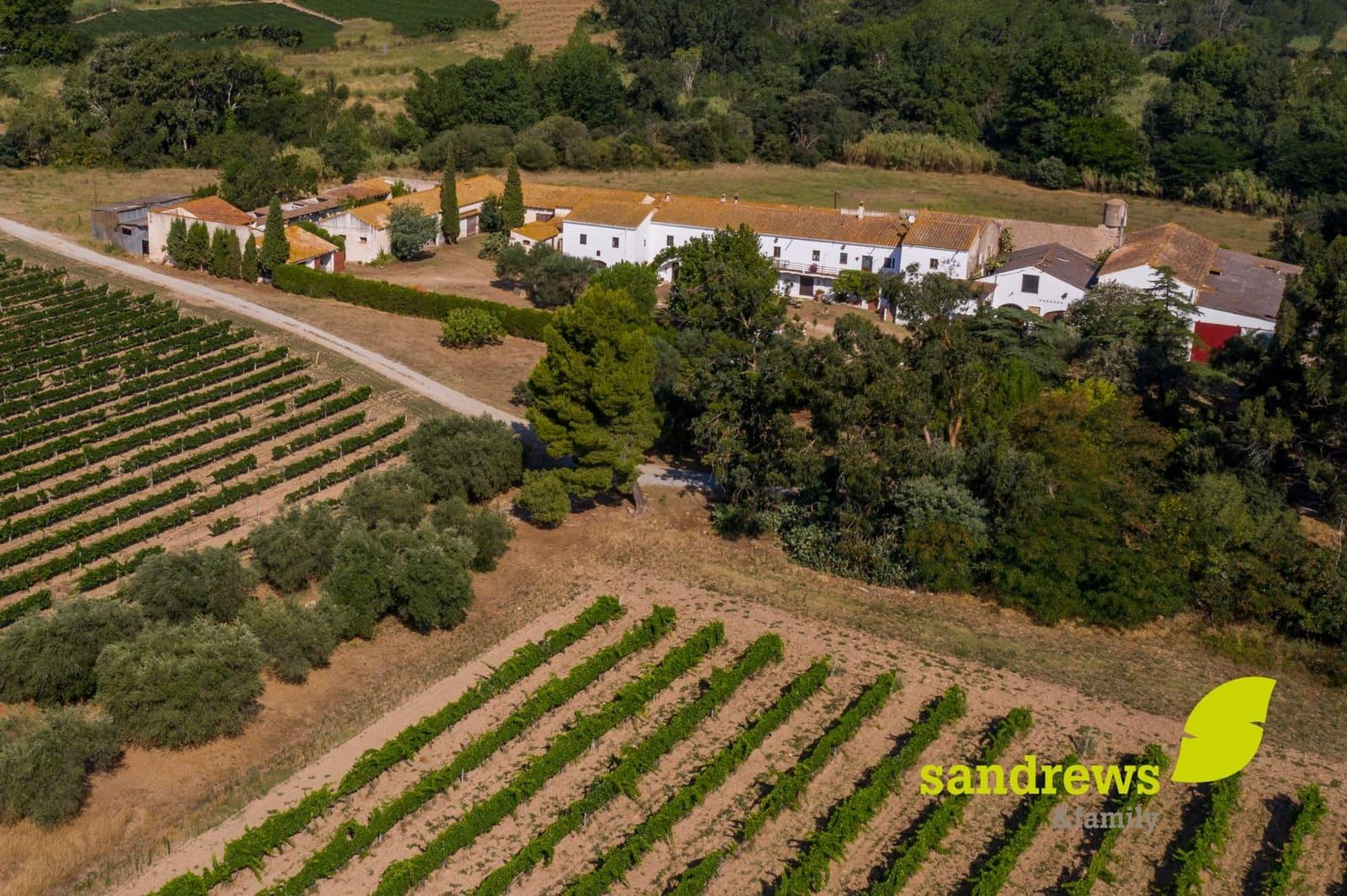 Finca/Casa Rural de 10 habitaciones en Pont de Molins en venta - 1.000.000 € (Ref: 4763654)