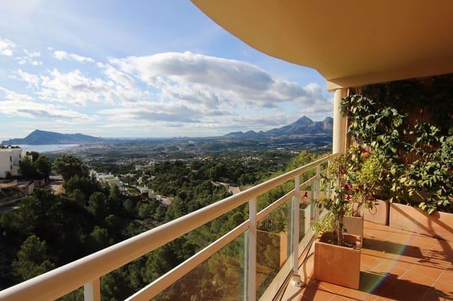 4 sypialnia Dom na sprzedaż w Altea la Vella z basenem garażem - 285 000 € (Ref: 5814045)