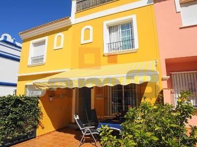 3 Zimmer Doppelhaus zu verkaufen in San Juan de los Terreros mit Pool - 176.000 € (Ref: 5238960)