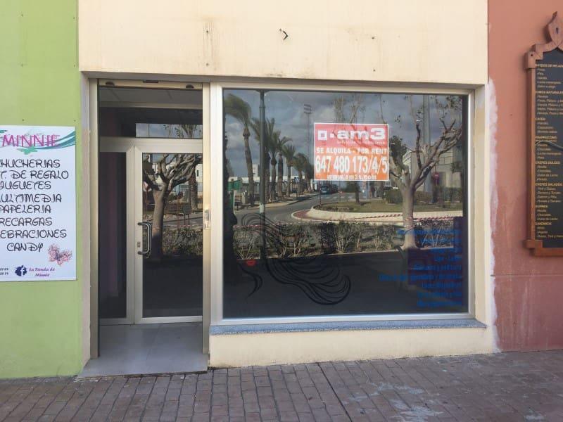 Commercieel te huur in Vera - € 600 (Ref: 5239091)