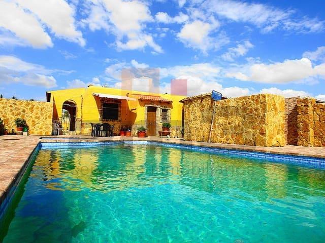 Chalet de 3 habitaciones en Las Cunas en venta con piscina garaje - 259.000 € (Ref: 5721212)