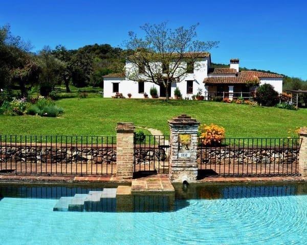 4 chambre Finca/Maison de Campagne à vendre à Aracena avec garage - 595 000 € (Ref: 5455677)