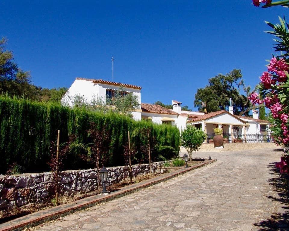 5 chambre Finca/Maison de Campagne à vendre à Aracena avec piscine - 490 000 € (Ref: 5455684)