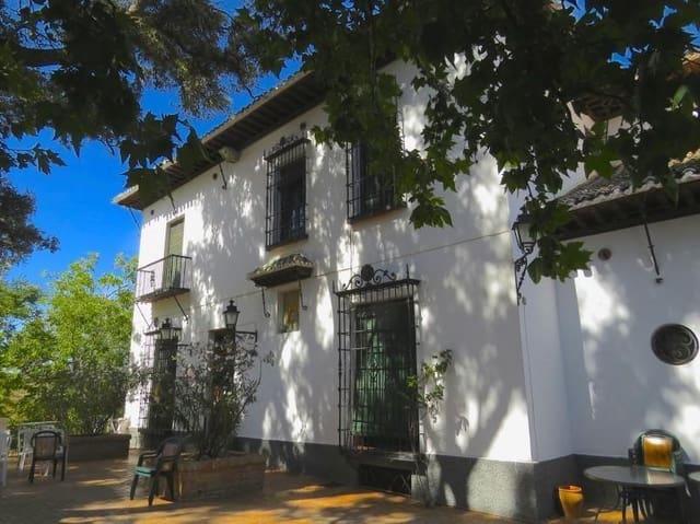 20 sovrum Finca/Hus på landet till salu i Granada stad - 2 500 000 € (Ref: 5455720)