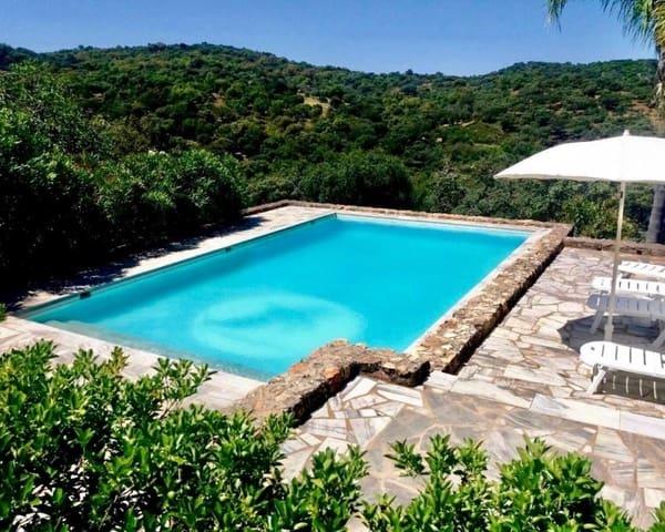 7 sovrum Finca/Hus på landet till salu i Cortegana med pool - 550 000 € (Ref: 5455766)