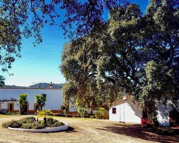 7 chambre Finca/Maison de Campagne à vendre à Cortegana avec piscine - 550 000 € (Ref: 5455766)