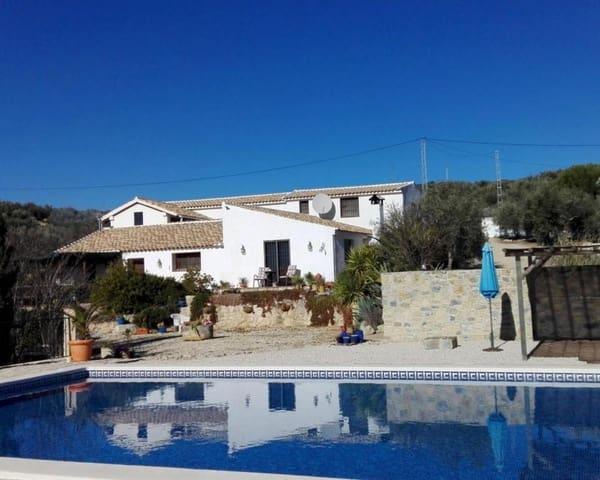 6 Zimmer Gewerbe zu verkaufen in Algarinejo mit Pool - 390.000 € (Ref: 5455779)
