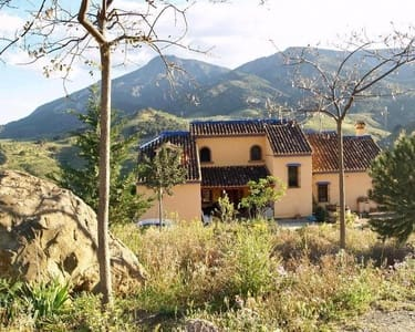 4 bedroom Finca/Country House for sale in Carratraca - € 349,000 (Ref: 5455783)