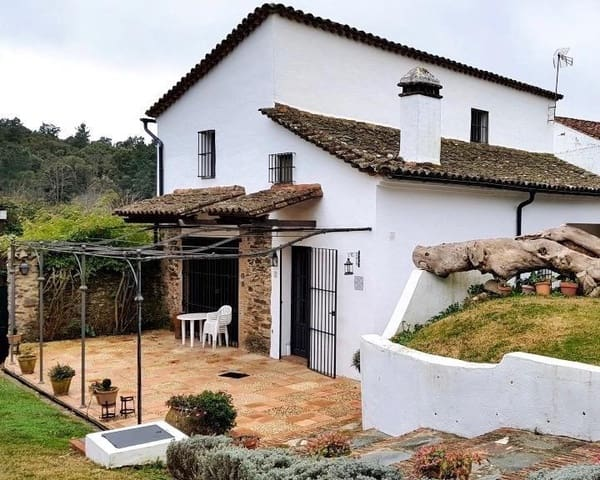 2 chambre Maison de Ville à vendre à Fuenteheridos avec garage - 360 000 € (Ref: 5455805)