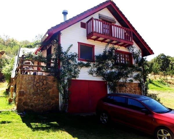 6 chambre Finca/Maison de Campagne à vendre à Galaroza - 340 000 € (Ref: 5599771)