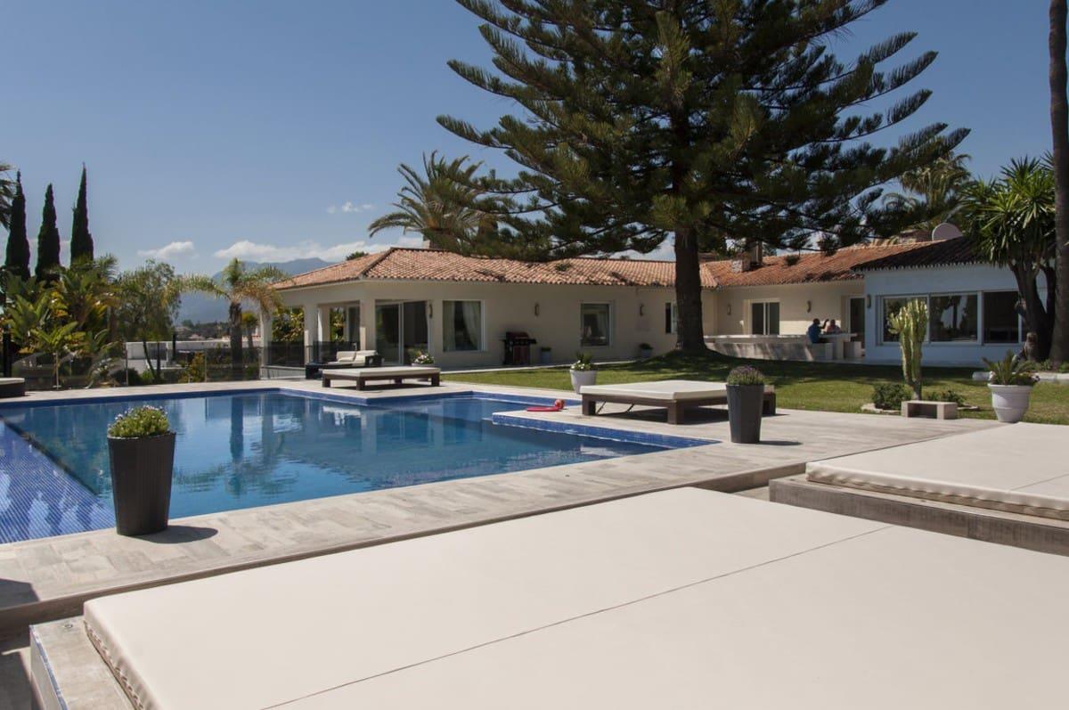 7 Zimmer Ferienvilla in Elviria mit Pool Garage - 15.000 € (Ref: 3324979)