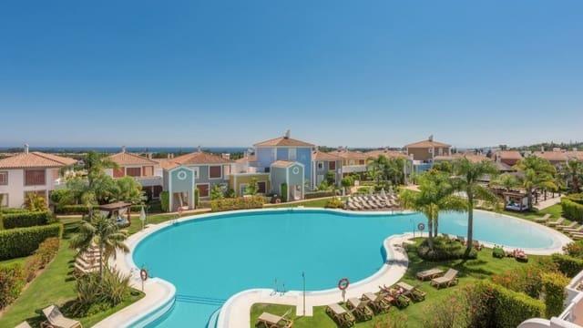 3 Zimmer Ferienapartment in Estepona mit Pool Garage - 1.790 € (Ref: 3354969)