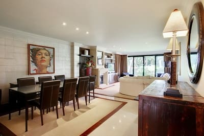 2 slaapkamer Appartement te huur in Puerto Banus met zwembad garage - € 3.250 (Ref: 3518263)