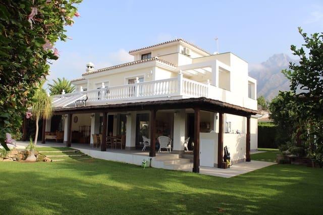 4 Zimmer Ferienvilla in Marbella mit Pool Garage - 8.000 € (Ref: 3962950)