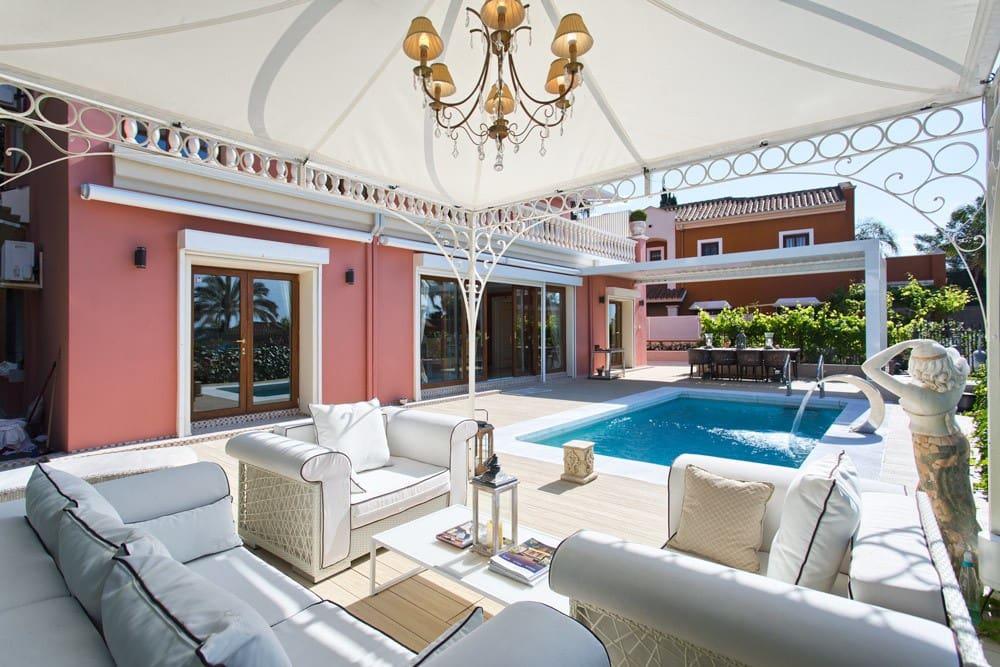 4 bedroom Villa for sale in Marbella with pool garage - € 1,495,000 (Ref: 4162113)