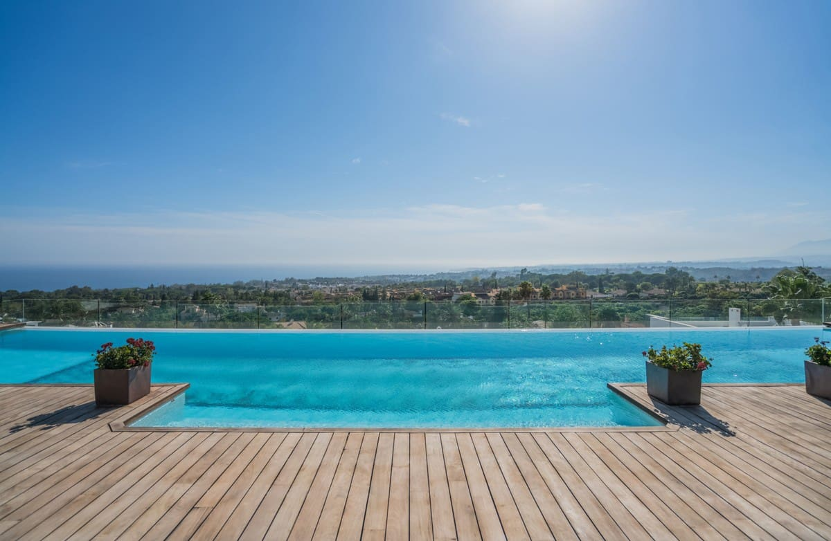 5 bedroom Penthouse for sale in Marbella with pool garage - € 5,900,000 (Ref: 4559253)