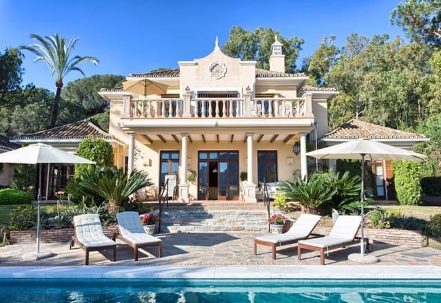 4 Zimmer Ferienvilla in Nueva Andalucia mit Pool Garage - 3.500 € (Ref: 4617311)
